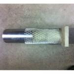 Mixwer shaft